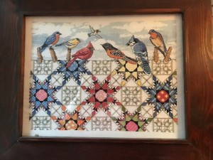 Bird Cross Stitch(1)